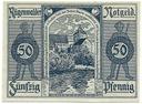 DARLOWO - 50 Pfennig - 1921