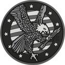 MAXPEDITION Naszywka AMERICAN EAGLE SWAT