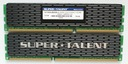 Super Talent W1333UB2G8 4GB 2x2GB PC3-8500 1333 GW