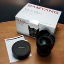 Obiektyw Samyang 10mm T3.1 VDSLR Canon demo