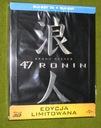 47 RONINÓW STEELBOOK PL 3D / 2D Keanu Reeves