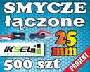 500szt Smycze reklamowe z ŁĄCZNIKIEM 25mm PROJEKT!