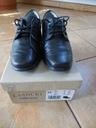 Buty czarne chłopięce eleganckie rozm 35