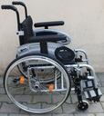 Wózek Inwalidzki półaktywny Sopur