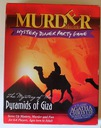"GRA ""Murder Mystery Game - Pyramid of Giza''"
