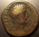 Rzym, Sestercja, Antonius Pius