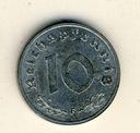 10 FENIGÓW  1948  F