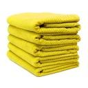 Ręcznik BOLERO 70x140 Frotte Żółty