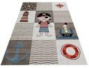 Miękki dywan dla dziecka 160x230 SOFT 13 MM ATEST!