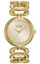 Citizen Women's Silhouette Eco Drive Watch with Ye