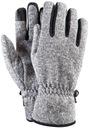 OUTHORN rękawiczki męskie REU601 szare L