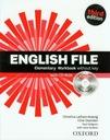 English File Elementary Workbook without key + CD-