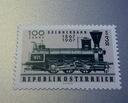 Znaczek pocztowy - Kolejnictwo, kolej | 58