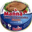 Portugalska pasta z sardynek pikantna 65g Manna