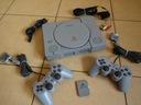 PlayStation - PSX - DWA PADY -PRZEROBIONA -ZADBANA