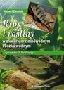 Ryby i rośliny w akwarium zimnowodnym i oczku wodn