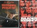 Zestaw filmów Wrogowie publiczni i Baader meinhof