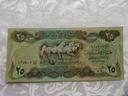 IRAK 25 DINARS KONIE  1979/86 r.  St.  UNC !