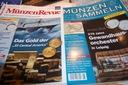 2 czasopisma numizmatyczne  lipiec-sierpien 2017