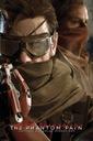 Metal Gear Solid V The Phantom Pain plakat 61x91,5