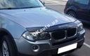 BMW X3 E83 Spojler maski osłona przod maska tuning
