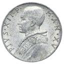 Watykan - moneta - 10 Lir 1953