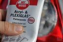 C114 Pasta do polerowania  akrylu i pleksiglasu