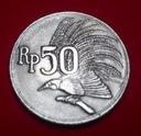 INDONEZJA 50  Rupii 1971