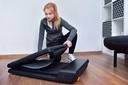 Bieżnia elektryczn Kingsmith Walking Pad WPA1F PRO Waga produktu 27 kg