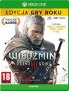 Wiedźmin 3 III Dziki Gon Edycja Gry Roku XBOX ONE