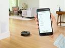 Robot odkurzający iROBOT Roomba i7+ (i7558) Czujniki antykolizyjny przeszkód uskoku podłoża
