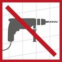 DRĄŻEK ROZPOROWY na zasłonę prysznicową 110-185 cm Średnica 20 mm