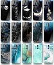 150 wzorów ETUI GLASS CASE HUAWEI MATE 20 LITE Materiał tworzywo sztuczne