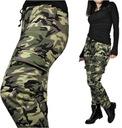 MORO Camo spodnie CARGO bojówki DRESOWE rozmiary
