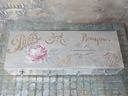 komódka z 4 szufladami w srebrze glamour Szerokość 56 cm