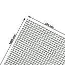 Сетка сталь ткацкая петля 4,0 мм толщиной 1,2 мм, 0,5 mb доставка товаров из Польши и Allegro на русском