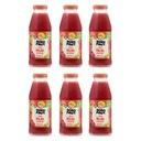 BOBO FRUT sok jabłko malina winogrona 6x300ml