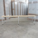 Ławka szatniowa szkolna 200cm Waga produktu z opakowaniem jednostkowym 14 kg
