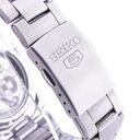 Zegarek męski SEIKO SNK615K1 Automatyczny srebrny Styl klasyczny