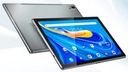 Tablet 10.1 4G LTE 4GB+64GB Android 10 Klawiatura Kolor srebrny