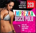 Imprezka Disco Polo CD 2021 NAJNOWSZE PRZEBOJE
