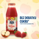 BOBO FRUT nektar jabłko truskawka aronia 6x300ml Pojemność 300 ml