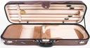 Futerał skrzypcowy skrzypce DeLux 4/4 M-case Beż