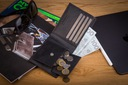 Skórzany portfel męski Betlewski skóra naturalna Płeć Produkt męski