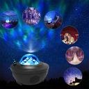 Projektor Gwiazd Star LED - Lampka Nocna Prezent Rodzaj gwintu zintegrowane źródło LED