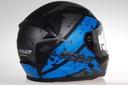 LS2 FF353 RAPID KASK MOTOCYKLOWY DEADBOLT BLUE Rodzaj lakieru matowy