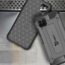 MOCNE Etui Pancerne DIRECTLAB do Huawei P40 Lite Kolor czarny