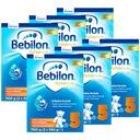 Bebilon Junior 5 z Pronutra-ADVANCE ZESTAW 6x1100g