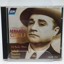 CD - Beniamino Gigli - O Sole Mio EAN 8014406100761