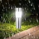 LAMPA OGRODOWA STOJĄCA SŁUPEK ZEWNĘTRZNA LED E27 Mocowanie przykręcany